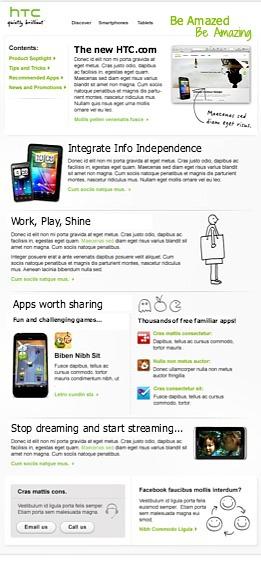 HTC Newsletter